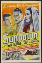Sundown (1941): Continuity script