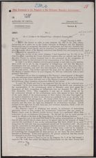Confidential Letter from Sir J. Jordan to Sir Edward Grey re: Affairs of China with enclosure from Consul-General Fraser to Sir J. Jordan, December 18, 1911