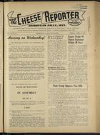 Cheese Reporter, Vol. 65, no. 34, Saturday, April 25, 1941