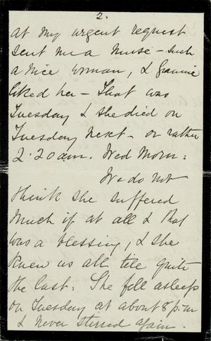 Letter to Edith Thompson [Partial, Undated, Unsigned]