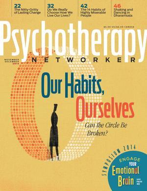 Psychotherapy Networker, Vol. 37, No. 6, November-December 2013