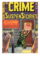 Crime SuspenStories no. 8