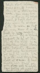 Letter from Stephen Thompson to Edith Thompson, Undated