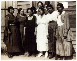 The Colored Woman in Industry