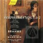 Brahms: Symphonies Nos. 1 & 2