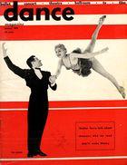 Dance Magazine, Vol. 28, no. 1, January, 1954