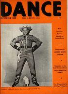 Dance (Magazine), Vol. 4, no. 6, September, 1938, Dance, Vol. 4, no. 6, September, 1938
