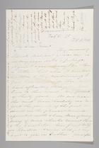 Letter from Sarah Pugh to Richard D. Webb, February 6, 1871