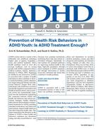 ADHD Report, Volume 22, Number 04, June 2014
