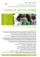 Clinical Social Work and Health Intervention, No. 3, Vol. 8, 2017
