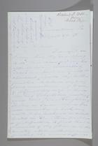 Letter from Sarah Pugh to Richard D. Webb, April 8, 1870
