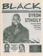 Membership Has its Privileges: An Interview with Byron Stingily