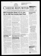 Cheese Reporter, Vol. 124, No. 32, Friday, February 18, 2000
