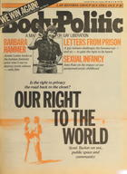 The Body Politic no. 85, July/August 1982