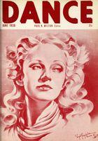 Dance (Magazine), Vol. 6, no. 3, June, 1939, Dance, Vol. 6, no. 3, June, 1939