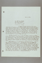 Letter from Helen Fowler to Harry Pierson, July 3, 1956