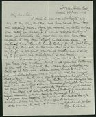 Letter from Robert Anderson to Edith Thompson, June 3, 1916