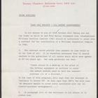 Briefing Notes from D. W. H. to Prime Minister re: Iran -- MIC Project: Oil Barter Arrangements, October 26, 1978