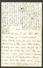 Letter from Alice and E. J. Bakewell to Edith Thompson, November 12