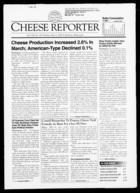 Cheese Reporter, Vol. 124, No. 43, Friday, May 5, 2000