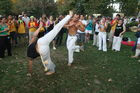 Capoeira at World Youth Day 2011 (photo)