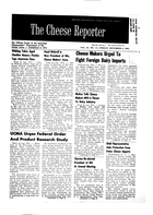 The Cheese Reporter, Vol. 87, No. 11, Friday, November 8, 1963