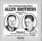 Allen Brothers Vol. 3 (1932-1934)
