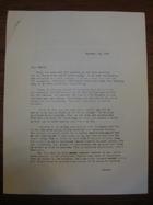 Stanley Milgram to Chuck Korte, December 11, 1967