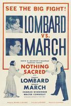Nothing Sacred (1937): Shooting script