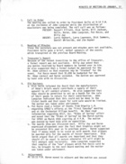 Minutes of SPREE Board Meeting, January 28, 1977