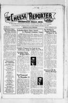 Cheese Reporter, Vol. 68, No. 9, Friday, October 29, 1943
