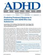 The Role of Sustained Attention and Display Medium in Reading Comprehension among Adolescents With and Without ADHD