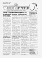 Cheese Reporter, Vol. 132, No. 13, Friday, September 28, 2007
