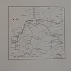 Map of Kibuye Prefecture