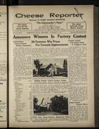Cheese Reporter, Vol. 54, no. 8, Saturday, November 2, 1929
