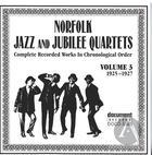 Norfolk Jazz And Jubilee Quartet Vol. 3 (1925-1927)