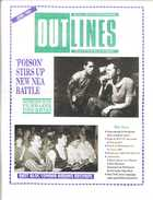 OUTLINES THE VOICE OF THE GAY AND LESBIAN COMMUNITY VOL. 5, No. 1, JUNE, 1991