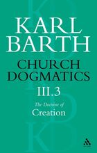 Doctrine of Creation, Vol. 3 (48-51)
