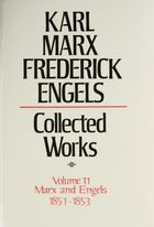 Frederick Engels: Revolution and Counter-Revolution in Germany