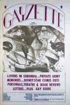Gayzette - No. 17, September 1974