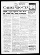 Cheese Reporter, Vol. 125, No. 21, Friday, December 1, 2000