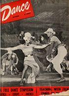Dance Magazine, Vol. 22, no. 10, October, 1948