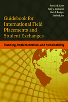 Guidebook for International Field Placements and Student Exchanges