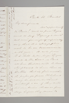Letter from Sarah Pugh to Maria Weston Chapman, 1852