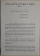 Congrès International de Sexologie Médicale - International Congress of Medical Sexology (Causes and Therapy of Male Impotency - Causes Et Thérapeutique De L' Impuissance) - Paris 1974