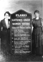 How Did Suffragists Lobby to Obtain Congressional Approval of a Woman Suffrage Amendment to the U.S. Constitution, 1917-1920?