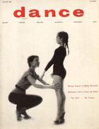 Dance Magazine, Vol. 28, no. 8, August, 1954
