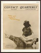 Contact Quarterly, Vol. 17, No. 2, Summer/Fall 1992