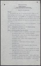 Clean Air Council: Minister's Brief for 8th Meeting of the Council, October 23, 1959