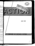 Action, vol. 2 no. 4, July 1946